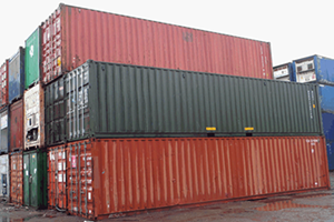 used shipping storage containers kent